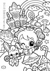 kawaii coloring book coloring pages kawaii nurie kawaii coloring