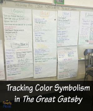 searching for symbolism in the great gatsby answers tips for teaching color symbolism in the great gatsby
