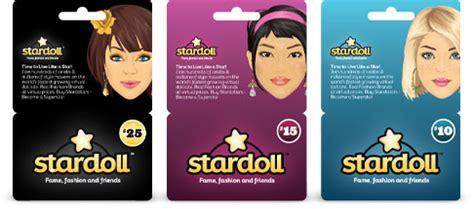 Stardoll Gift Cards - stardoll english