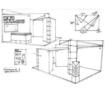 booth design sketch 16 best sketches images on pinterest exhibition stands
