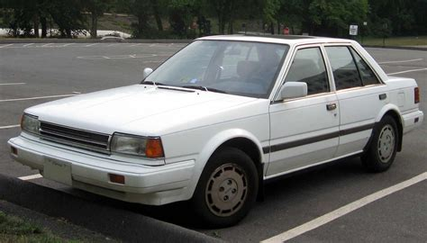 nissan stanza 1983 1983 nissan stanza information and photos momentcar
