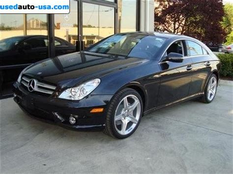 for sale 2010 passenger car mercedes cls 2010 mercedes