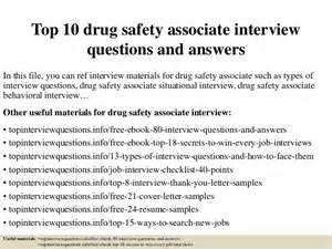 top 10 safety associate questions and answers