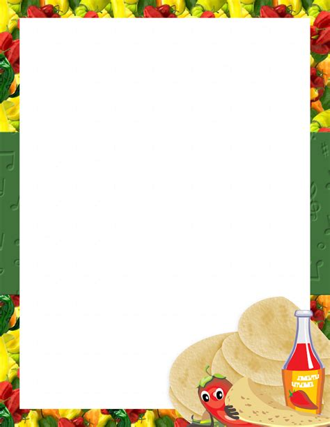 fall freshness border papers cards paper cards and paper background