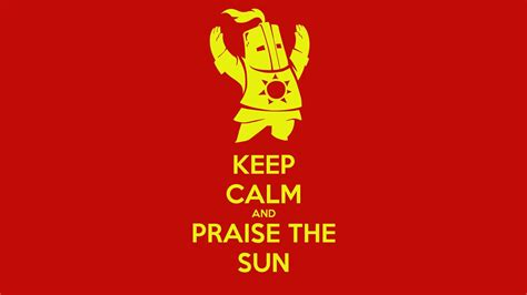 Topi Stay Calm And Keep Cool keep calm and praise the sun wallpaper souls