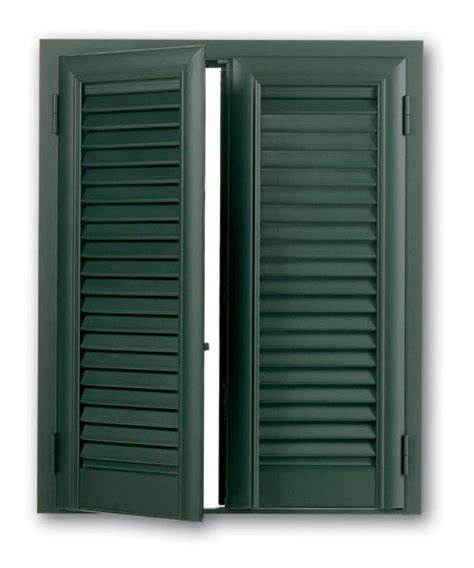persiane in alluminio foto persiana in alluminio colore verde raffaello de