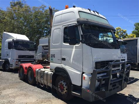 volvo truck dealers australia 2003 volvo fh12 globetrotter qld for sale truck dealers