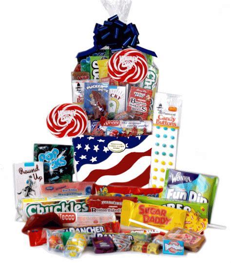 usa christmas sweets patriotic gifts and americana theme