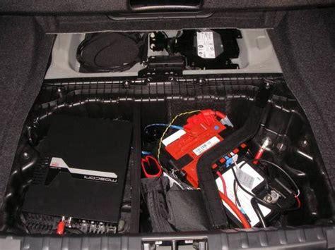 Bmw 1er Cabrio Batterie Laden by Einbauort F 252 R Einen Verst 228 Rker Bmw 1er 2er Forum