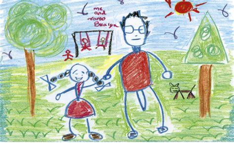 disegni bambini sui disegni dei bambini come rivelatori di abuso sessuale