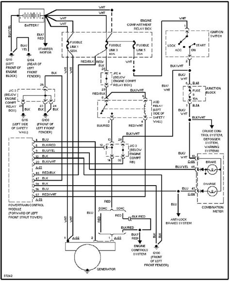 2001 ford focus se radio wiring diagram 1997 ford f 150