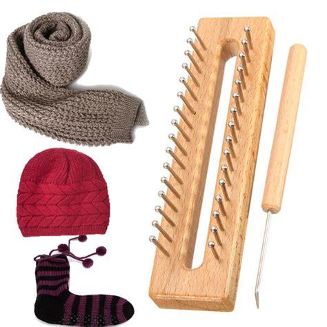 diy bed socks bed bath wooden scarf hat socks wool yarn knitting