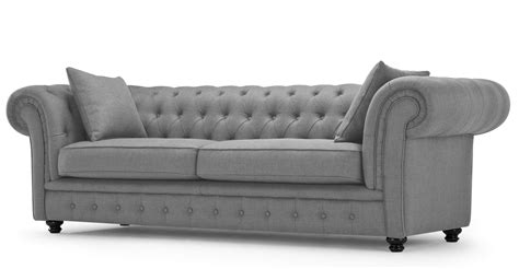 gray leather tufted sofa grey leather tufted sofa home ideas