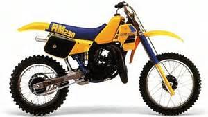 Suzuki Rm250 Parts Suzuki Rm250 1984 Specs