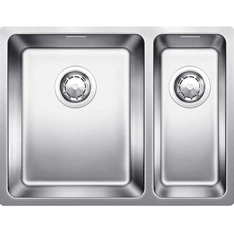 blanco stainless steel sink blanco andano 340 180 if stainless steel sink kitchen