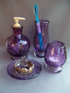 purple bath accessories awesome a wonderful world of purple it s therapy