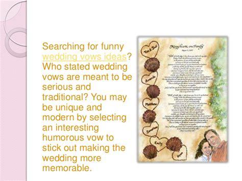 Wedding Vows Ideas by 3 Wedding Vows Ideas