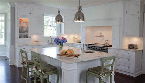 Kitchens Ideas Design Classic Htons Style White Painted Kitchen Kitchen