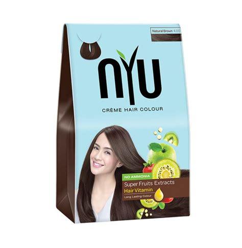 Harga Loreal Vitamin Rambut jual nyu creme hair colour pewarna rambut brown