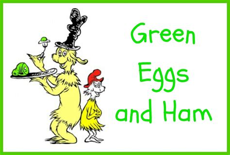 0008201471 green eggs and ham dr seuss green eggs and ham food label preschool