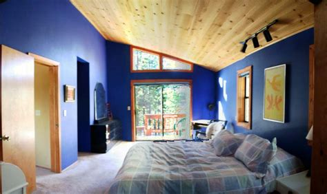 Blue Room by Jayne S Tahoe Cabin