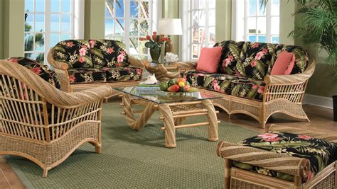 tropical rattan furniture kona wicker paradise