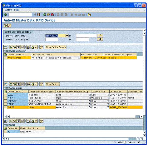 Auto Id by C H A P T E R 4 Configuring Communication With Sap Auto