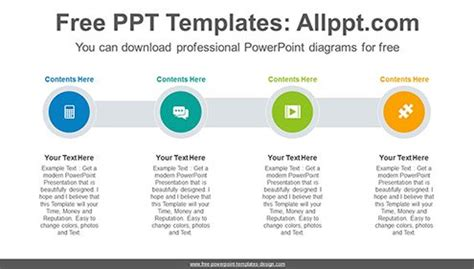 Free Powerpoint Diagrams Design Powerpoint Checklist Template