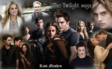 Twilight Saga 1 Twilight Novel Terjemahan twilight saga wallpapers wallpaper cave