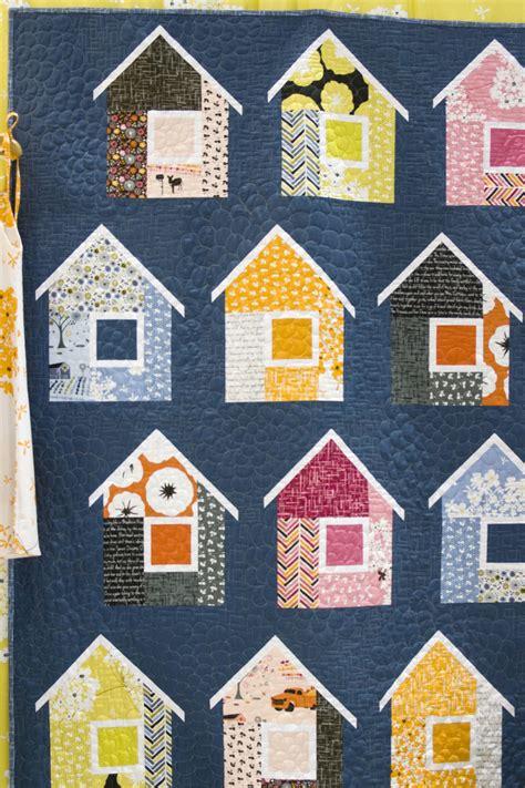 Modern Patchwork Elizabeth Hartman - elizabeth hartman s quilt made with madrona road