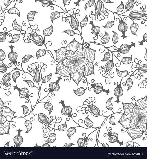 pattern elegance vector download elegant floral pattern vector art download vectors 1234801
