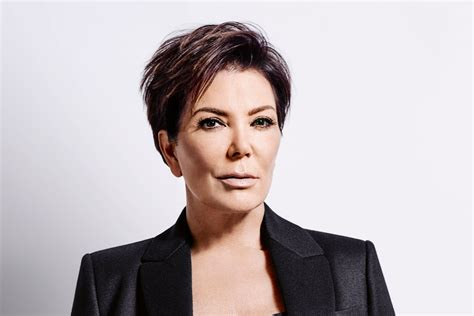 kris jenner at home with the mother of all kardashians