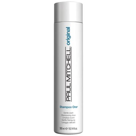 paul mitchell home paul mitchell shoo one 300ml free shipping