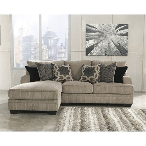 ashley furniture katisha sectional ashley furniture katisha left facing 2 piece sectional in