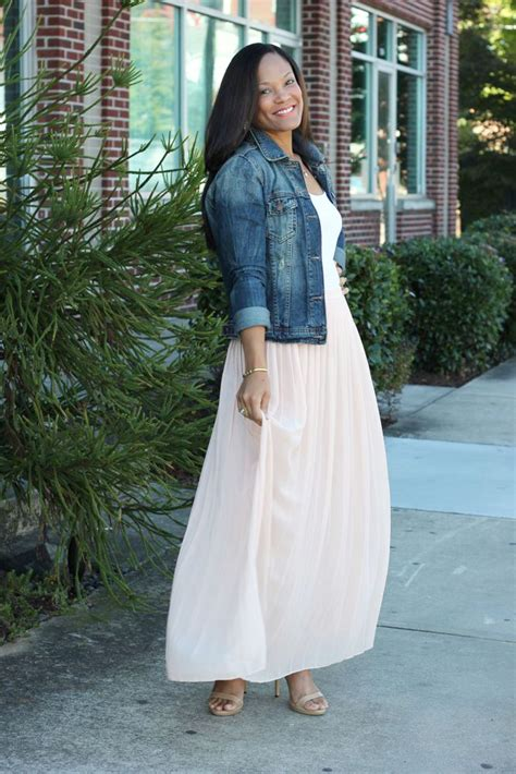 fall maxi skirts for transitional weather stushigal style