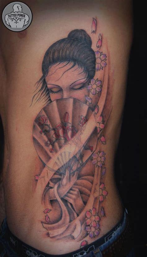 tattoo geisha na perna tattoo gueixa seu significado e os melhores lugares para