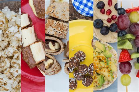 healthy treats for healthy snacks for and their families
