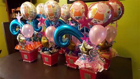 decoracion globos fiestas infantiles centros de mesa globos fiestas infantiles 150 00 en