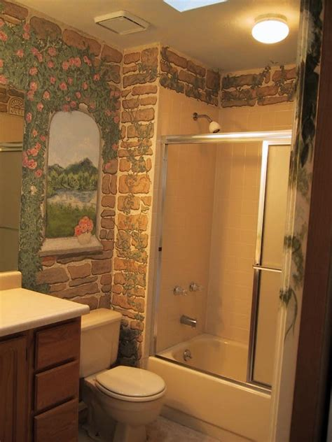 faux painting ideas for bathroom bathroom with faux painted walls bathroom ideas