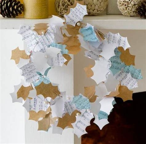 Handmade Paper Decorations - handmade paper craft decorations family
