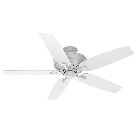 home depot white fan casablanca adelaide 54 in indoor snow white ceiling fan