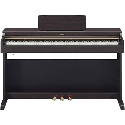 Keyboard Yamaha Arius yamaha arius ydp 162 r bundle 171 digital piano