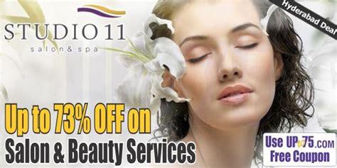 haircut coupons ahmedabad studio11 salon and spa banjara hills hyderabad deals