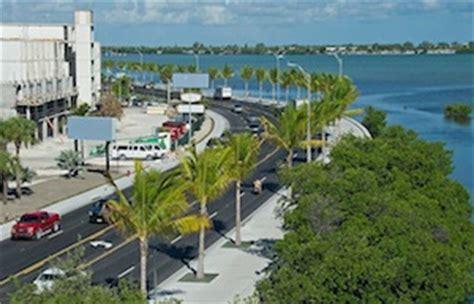 west marine roosevelt blvd key west s roosevelt boulevard enhancement project