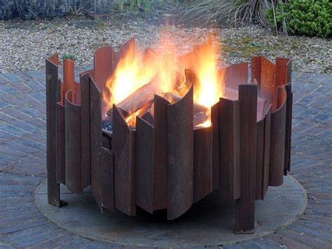 Magmafirepits Contemporary Quality Fire Pits Uk Made Firepit Uk