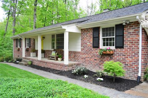 Spring Pinterest Challenge Planting Hanging Window Boxes Young House Love