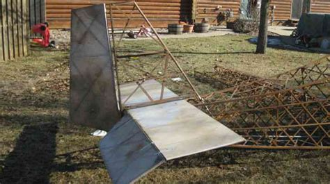 Wood Ultralight Plans