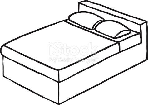 bett clipart bed stock vector 587537482 istock