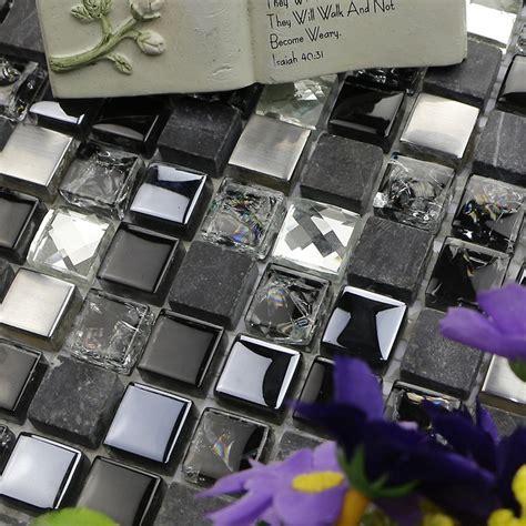 Kitchen Backsplash Tiles From China Glass Tile Backsplash Promotion Shop For Promotional Glass