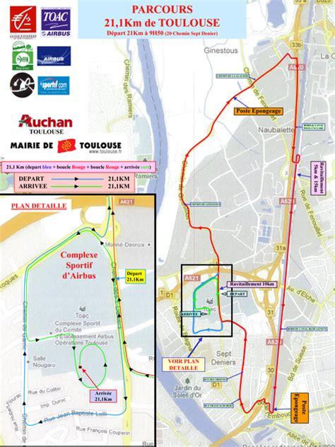 semi marathon et 10 km de toulouse troph 233 e michel jazy